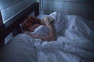 sova med linser